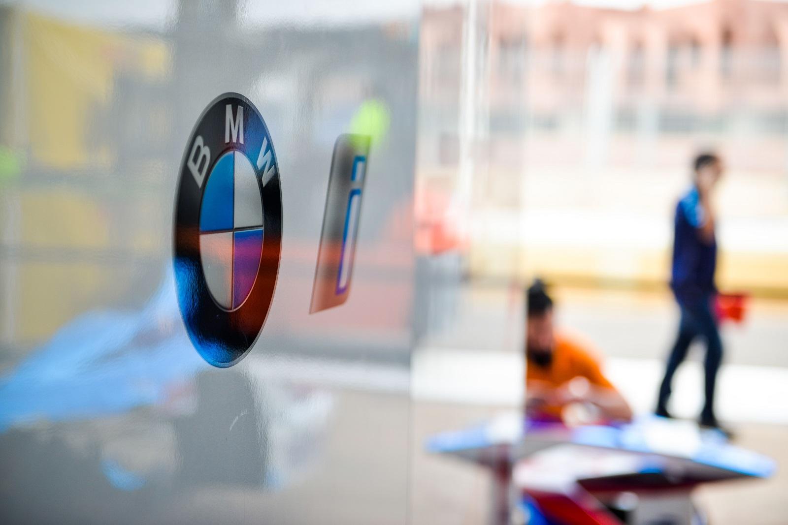 BMW a Forma-E felé