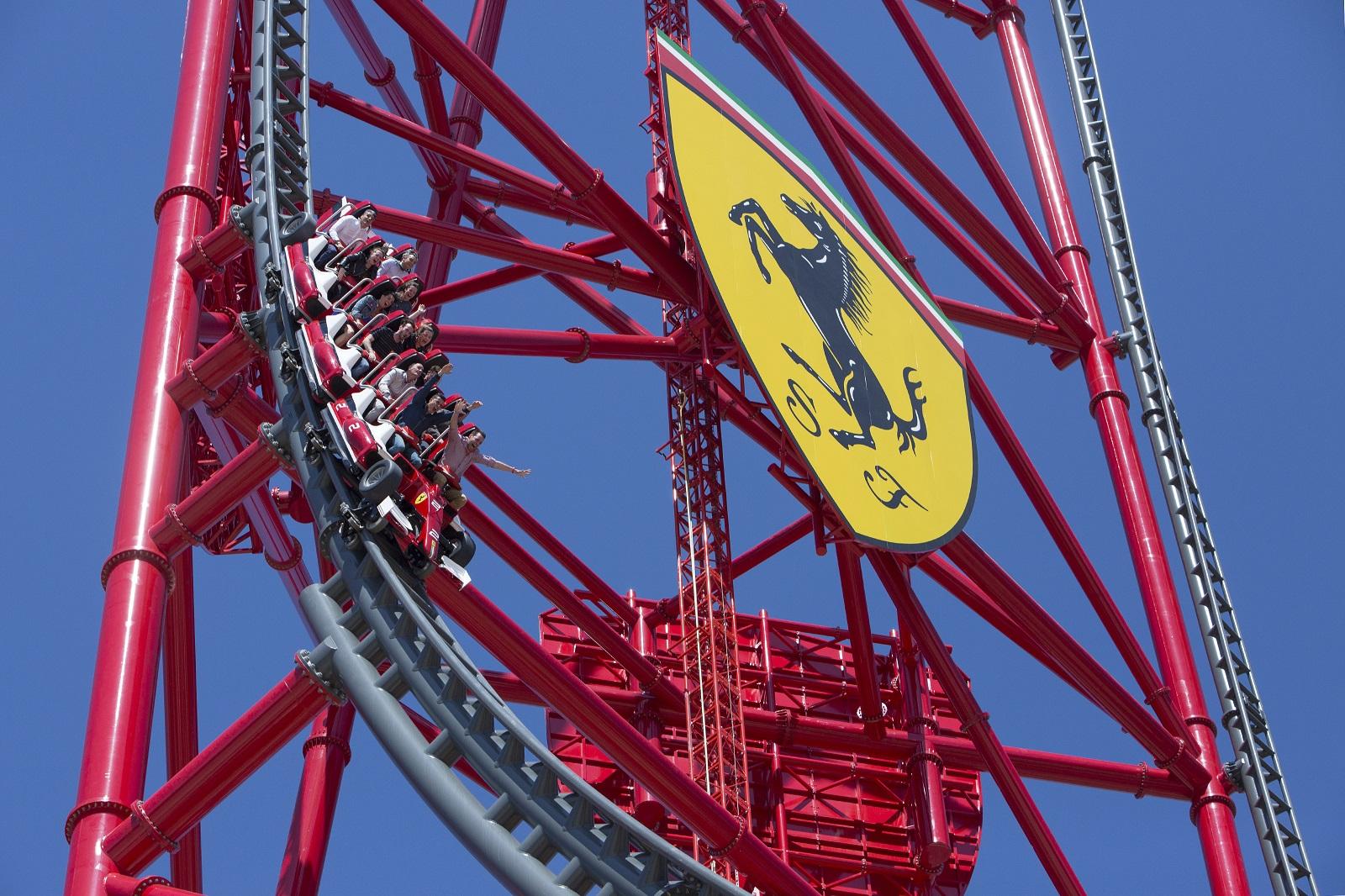 Megnyílt a Ferrari Park