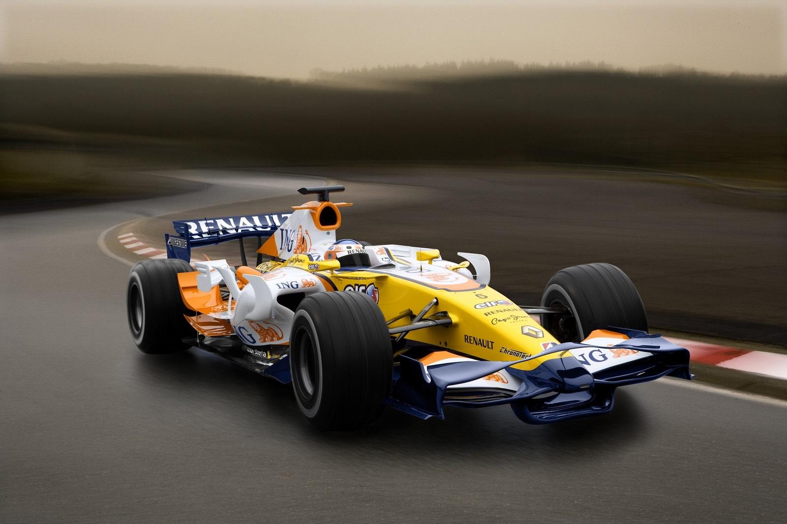 11 Renault forma 1-es autó a Classic Days 2017-en