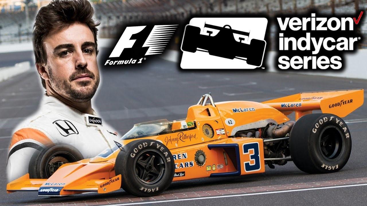 Alonso és az Indy 500
