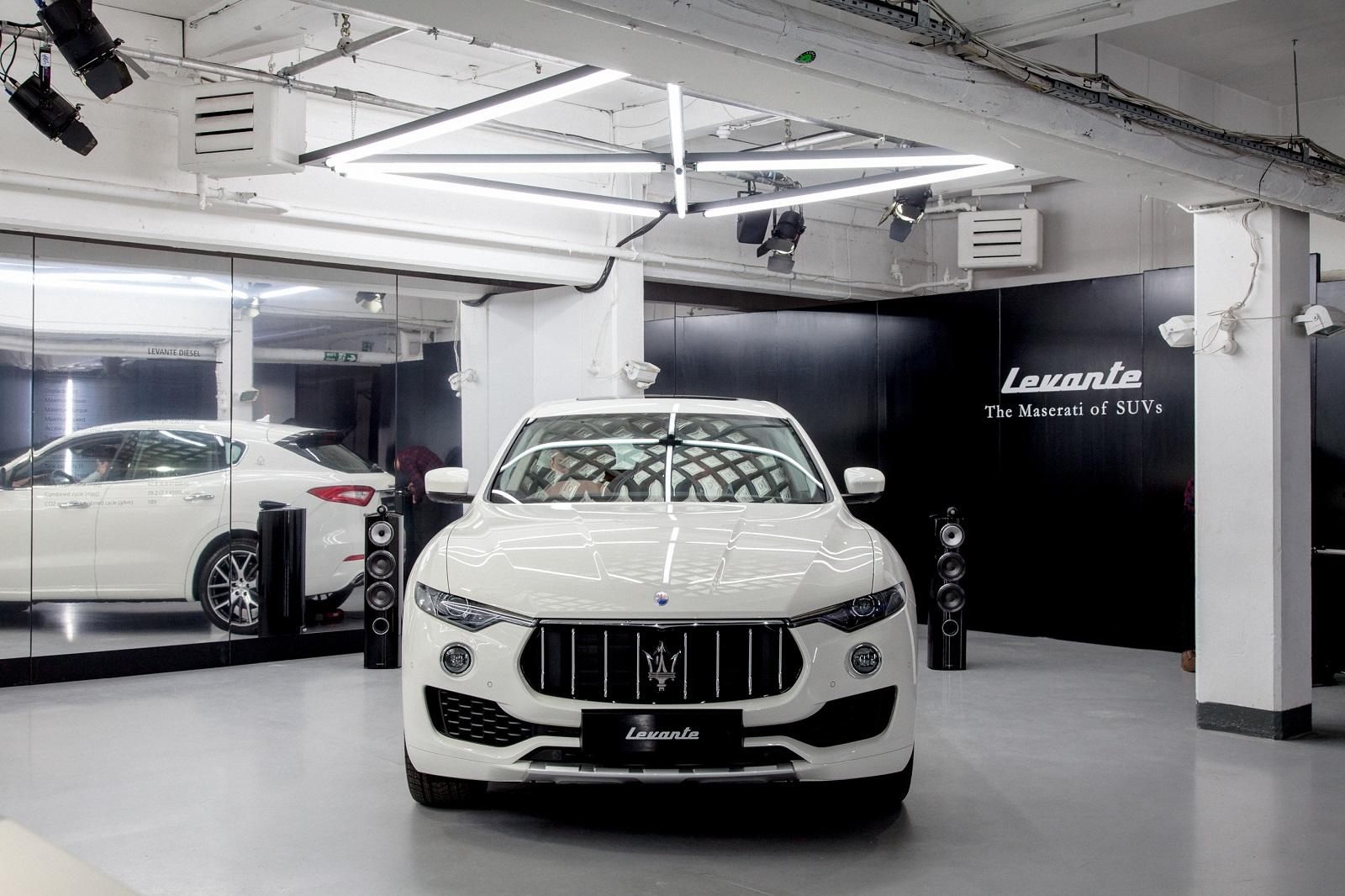 Dagonyázni egy Maseratival