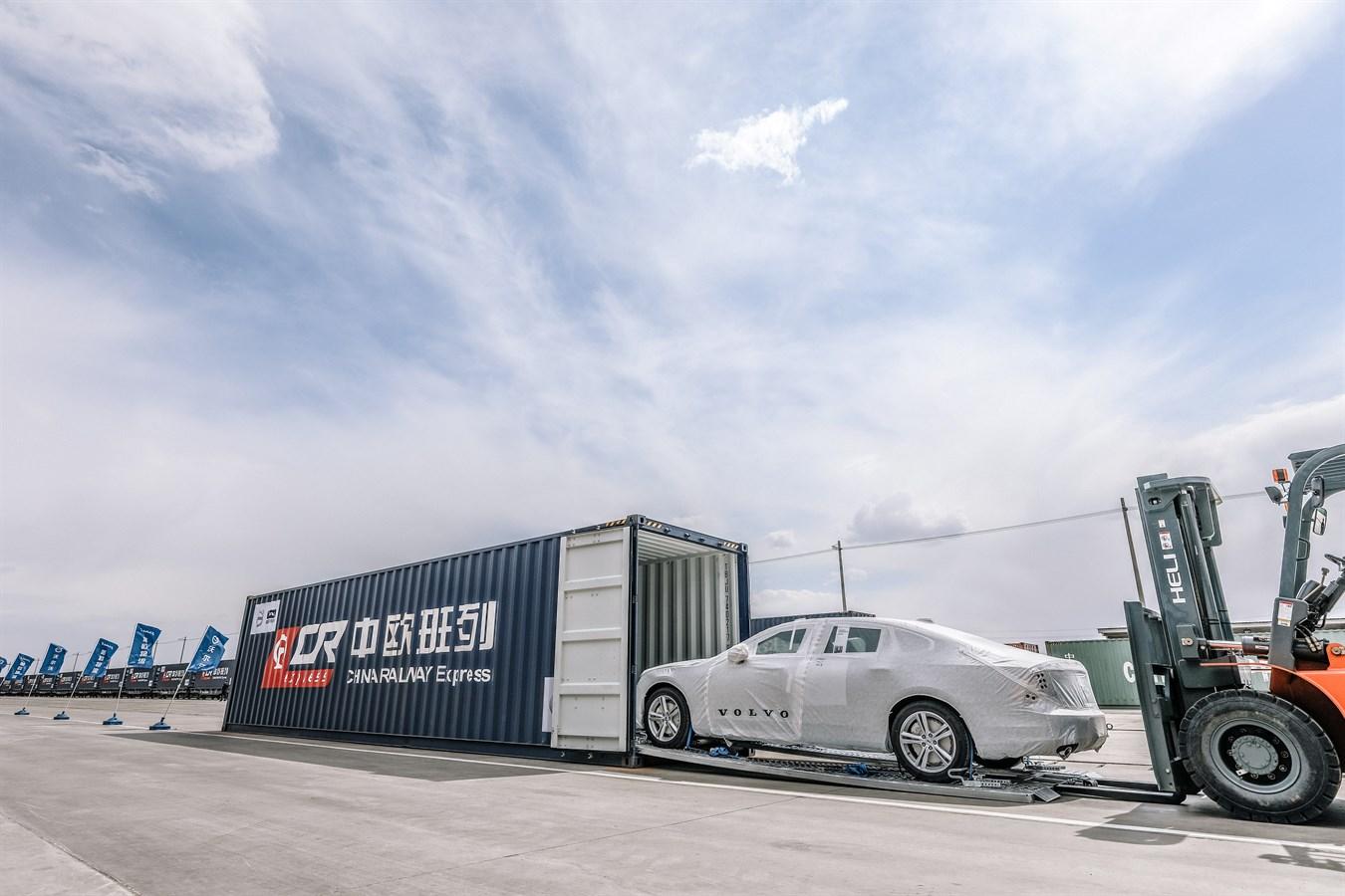 Volvo Kínából
