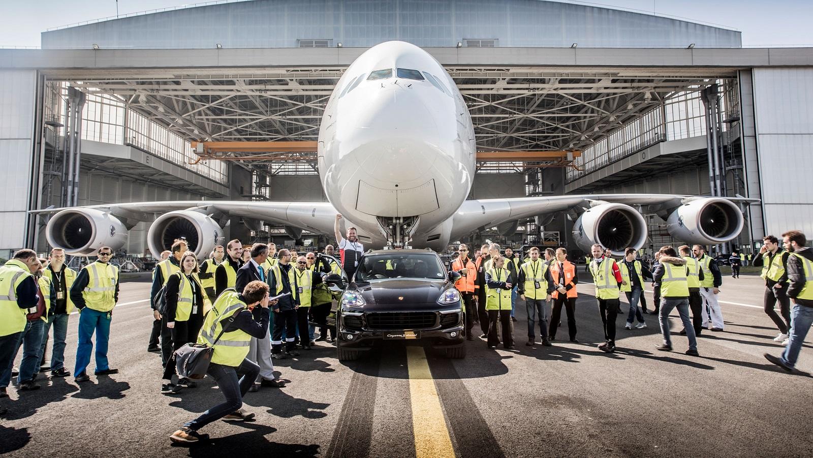 Porsche Guinness Rekord