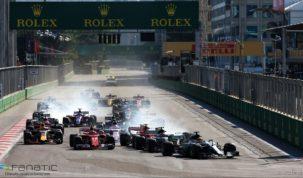 Vettel nyerte az azeri futamot?