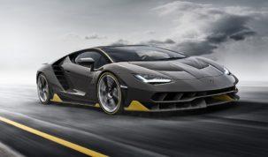 Lamborghini Goodwoodban