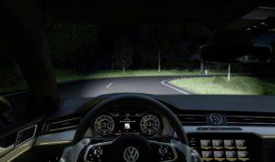 Aktív Világítási Rendszer - VW Arteon