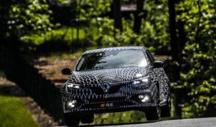 Renault Megane R.S. összkerék kormányzással