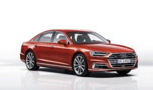 új Audi A8