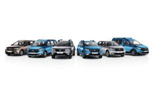 Dacia LPG modellek