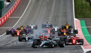 F1 Osztrák Nagydíj