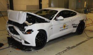 EURO NCAP 7 autót tört össze