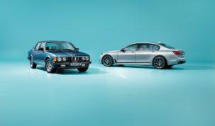 BMW 7 Edition 40 Jahre