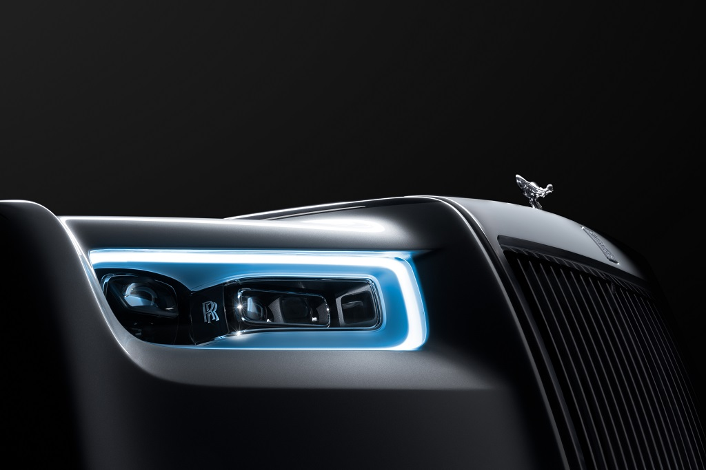 Rolls-Royce Phantom VIII bemutató