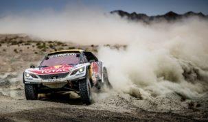 Peugeot nyerte a Silk Way ralit