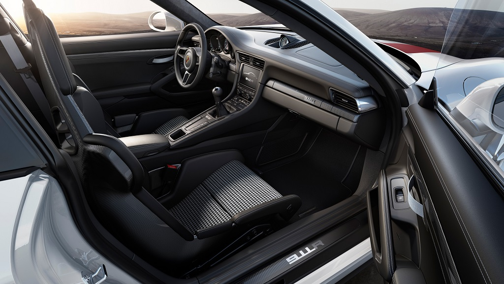 Shmee és a Porsche 911 R