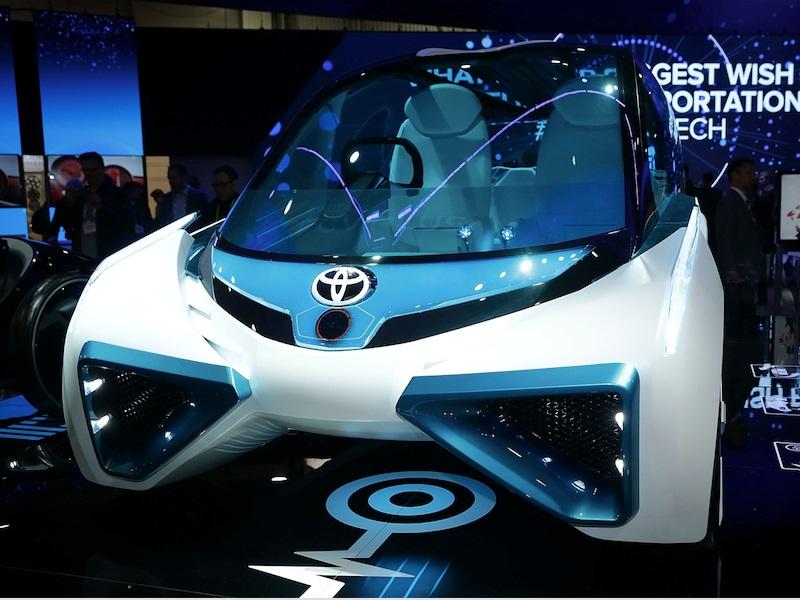 Új elektromos Toyota
