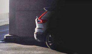 Megvillant a Volvo XC40