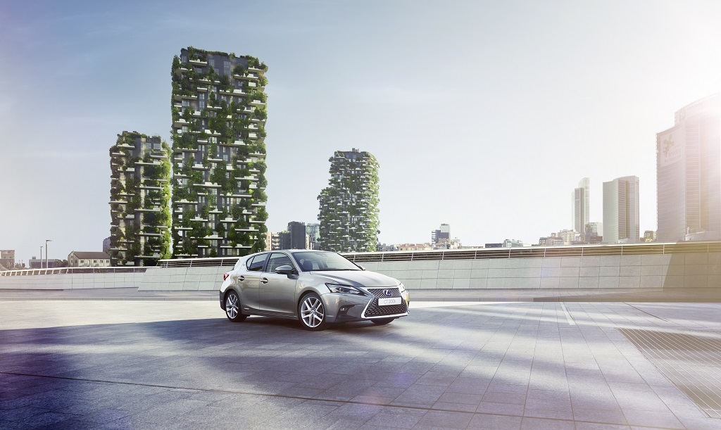 Lexus Frankfurtban