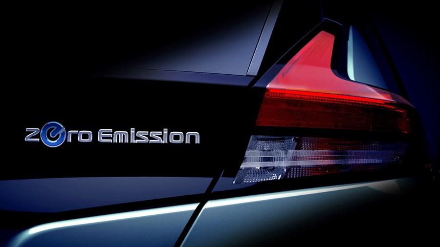 Jön az új Nissan Leaf