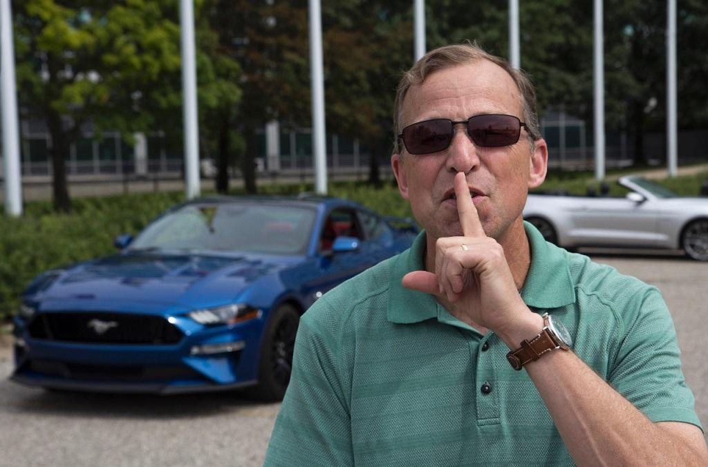 Az új Ford Mustang GT-vel jó szomszéd leszel