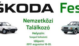 Skoda Fest Nemzetközi Találkozót