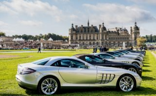 Mercedes SLR Klub