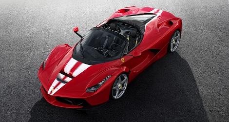 Ferrari a gyártás leállását