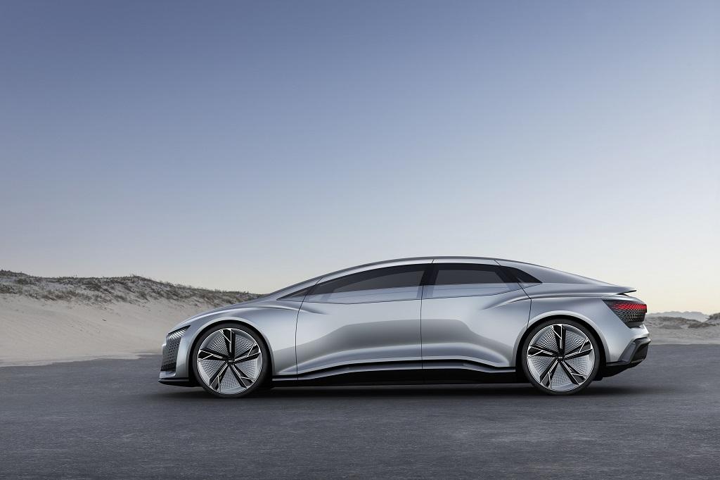 Audi elektromos autó