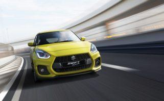 új Suzuki Swift Sport