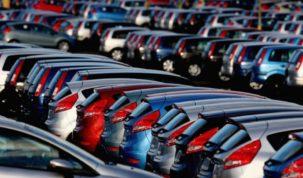 Megugró autóeladások Európában