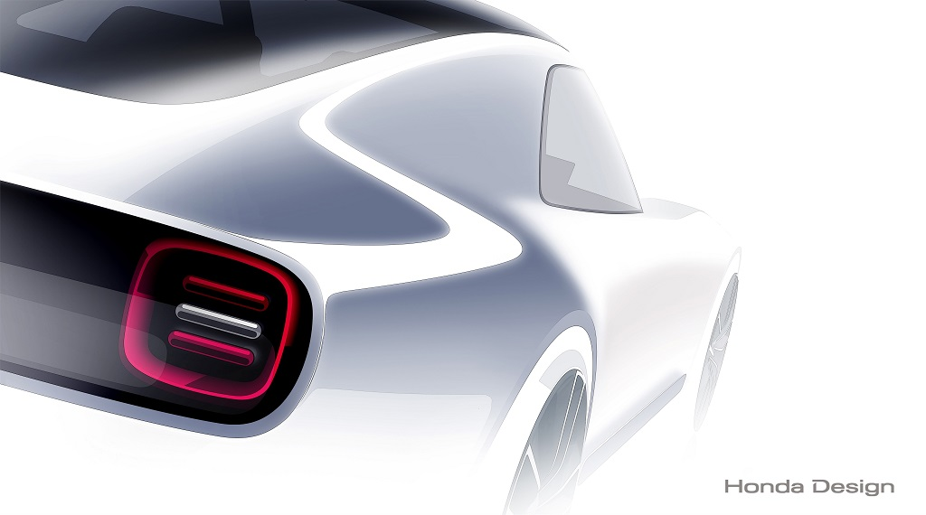 Honda elektromos sportkocsi