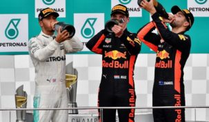 F1 Maláj GP