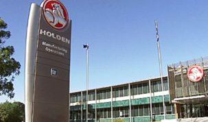 Bezár az ausztrál Holden