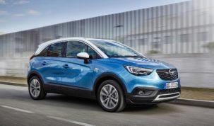 gázos Opel Crossland X