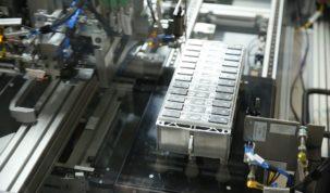 BMW akku gyár Kínában