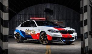 BMW M5 Safety Car