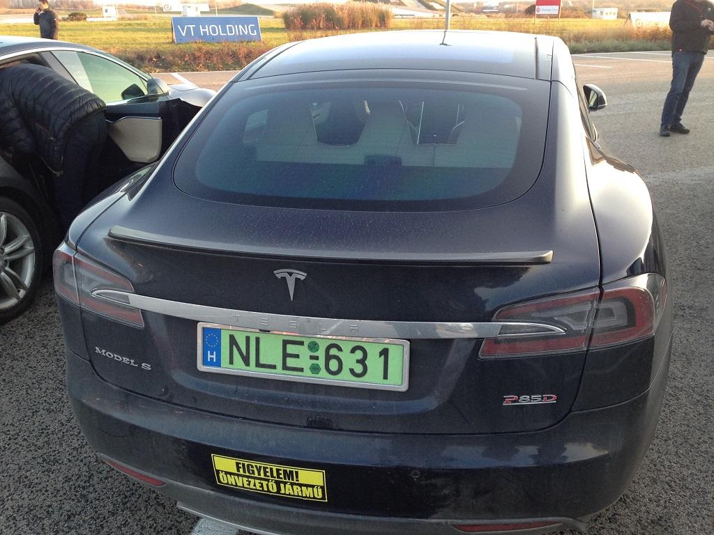 Tesla rekordkísérlet