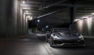 új Chevrolet Corvette ZR1