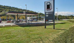 Üzemanyag árak