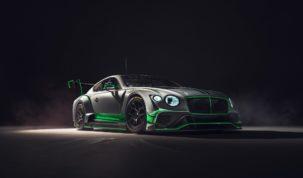 új Bentley Continental GT3
