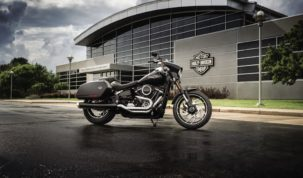 új Harley-Davidson Sport Glide