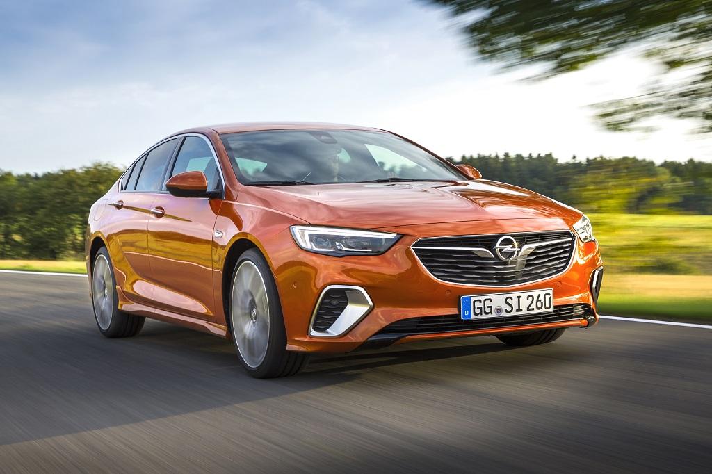 új Opel Insignia Gsi