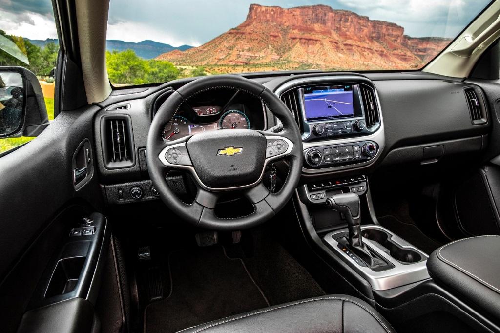 Chevrolet Colorado ZR2 2018 legjobb pickupja