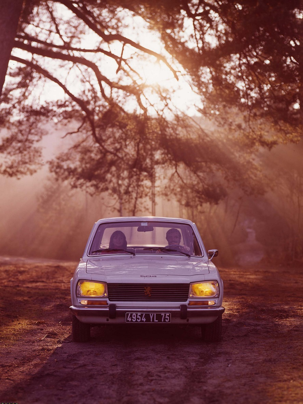 Peugeot oldtimerek