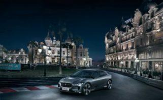 Jaguar I-Pace hangtalanul