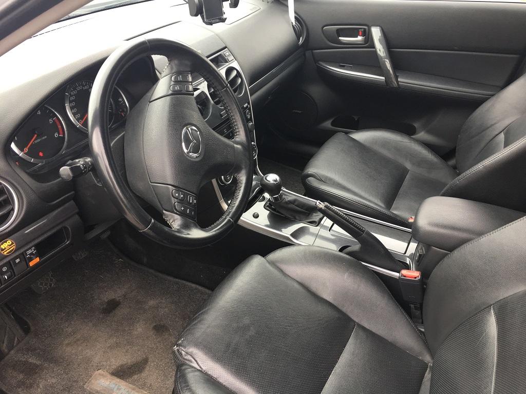 Mazda 6 2.0 CD használtteszt
