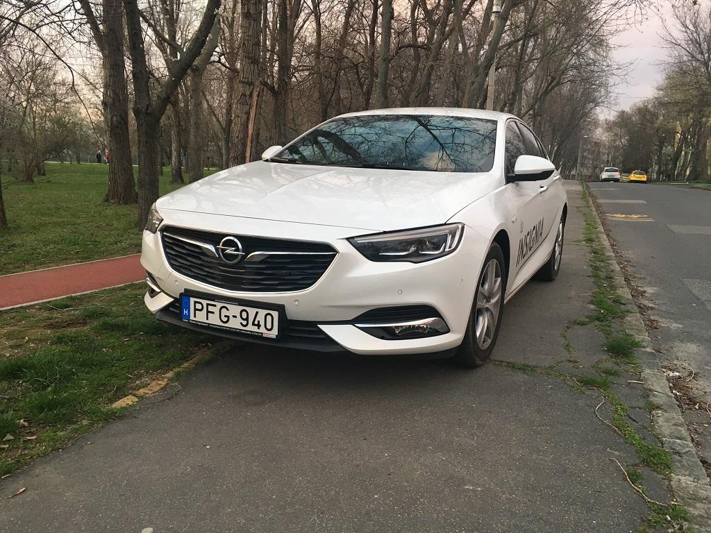 Új Opel Insignia 2.0 DTH teszt