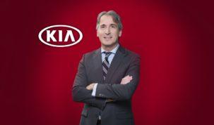 Kia Motors Europe új ügyvezetője