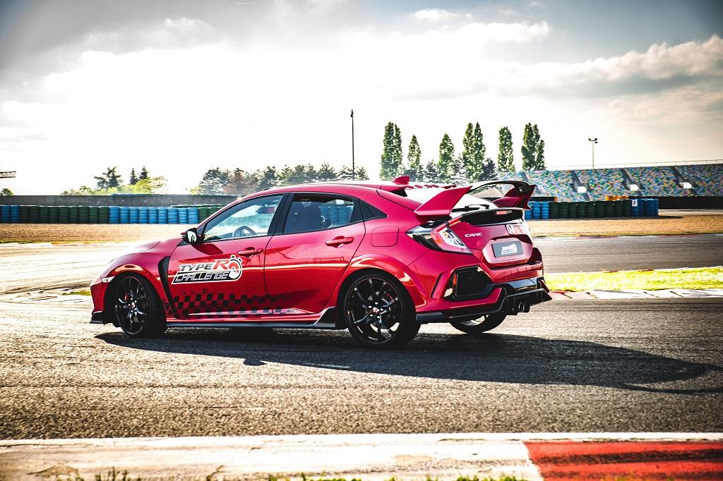 Honda Civic Type R rekordidőt futott