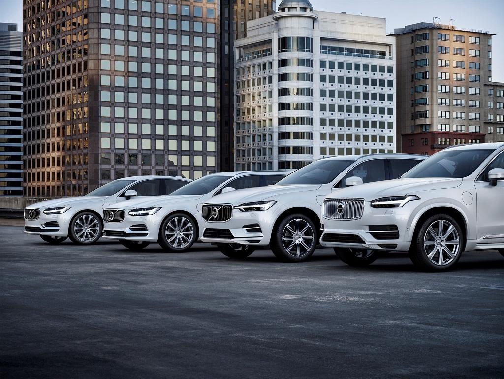 új Volvo S60-ból már nem lesz dízel